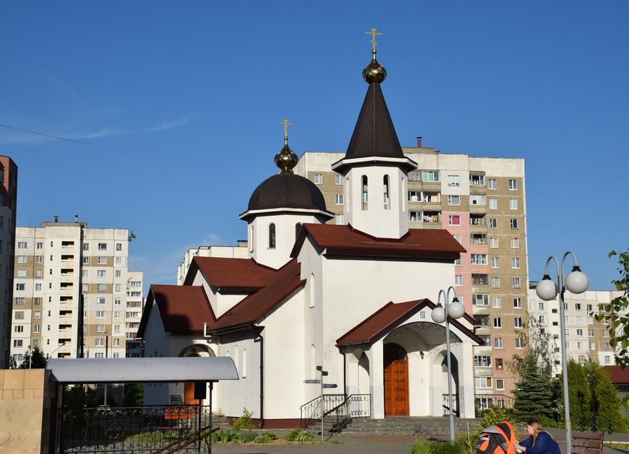 Praektinzhbud-2008-Belarus-Minsk-St-Xenia-church