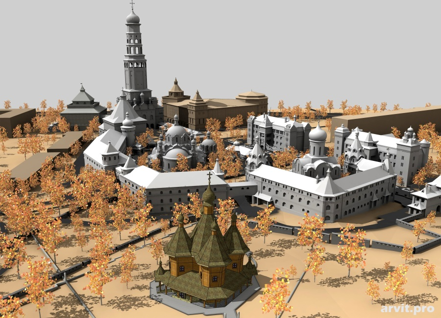 arvit.pro - architect Vitali Arabei + visualization - Alex Atman