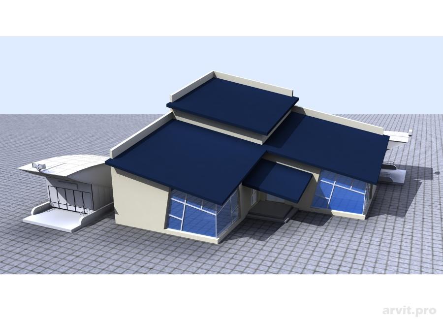 arvit.pro - architect Vitali Arabei visualization - Mikalai Skolkau